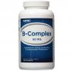 GNC B-Complex 50 จีเอ็นซี บี-คอมเพล็กซ์ 50 (วิตามิน บี รวม) 100 Capsules