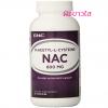 GNC NAC 600 จีเอ็นซี แน็ก 600 60 Capsules ผิวขาวใสกระจ่าง