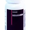 GNC Megamen วิตามินและแร่ธาตุรวมสำหรับผู้ชาย 30 Tablets Code: 502876 เลขทะเบียน อย. 2C 49/48