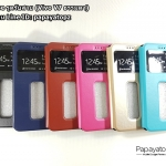 Flip Case รูดสไลด์รับสาย (Vivo V7 ธรรมดา)