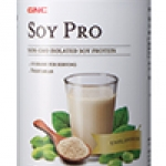 GNC Soy Protein จีเอ็นซี ซอยโปร (โปรตีนจากถั่วเหลือง)