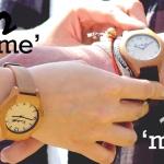 คอลเลคชั่นนาฬิกาข้อมือไม้จากธรรมชาติ ดีไซต์บนนาฬิกาไม้ Vintesta ออกแบบให้เห็นถึงความเรียบ และ จุดเด่ดของตัวไม้