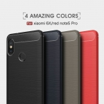 HYBRID Carbon TPU Case (Xiaomi Redmi Note 5)