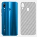 ฟิล์มลาย KEVLAR ฝาหลัง (Huawei Nova 3e)