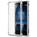 Bumper TPU โปร่งใส (Nokia 7 Plus)