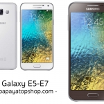 Galaxy E5   Galaxy E7 Case