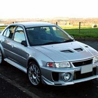 Mitsubishi Evolution 4-6