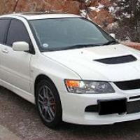 Mitsubishi Evolution 7-9