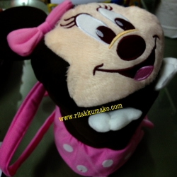 กระเป๋าถือ ลาย มิกนี่เมาส์ Minnie Mouse