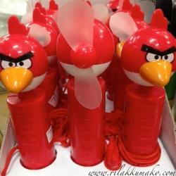 พัดลมพกพา ลาย Angry Birds