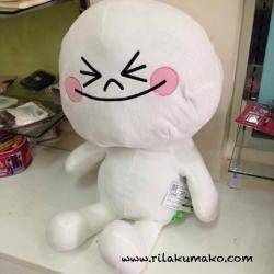 ตุ๊กตาไลน์ Moon มูน จัมโบ้ 80cm