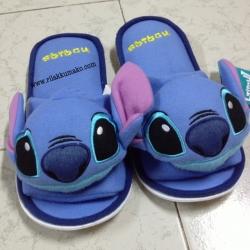 รองเท้าใส่เดินในบ้าน ลาย สติช Stitch ขนาด Freesize