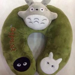 หมอนรองคอ ตัวยู ลาย โตโตโร่ Totoro