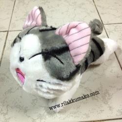 ตุ๊กตา แมวน้อย จี้จัง แมวจี้จัง Chi's sweet home ขนาด: 7นิ้ว