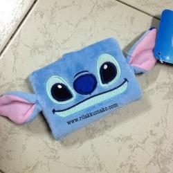 สมุดใส่บัตร ลาย สติช Stitch ใส่บัตรได้20ใบ