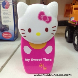 พัดลมพกพา ลาย คิตตี้ Hello Kitty