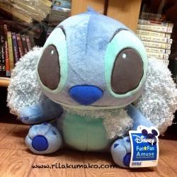 ตุ๊กตาสติช Stitch ขนาด 12นิ้ว ลิขสิทธิ์ SEGA