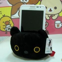 แท่นวางมือถือ Kutsushita แมวดำ