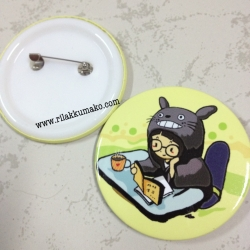 เข็มกลัด Totoro โตโตโร่
