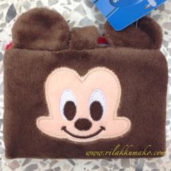 สมุดใส่บัตร ลาย มิกกี้เมาส์ Mickey Mouse