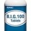 GNC B.I.G 100 จีเอ็นซี บีไอจี 100 (วิตามินบีรวม) 100 Tablets Code: 153967 เลขทะเบียน อย. 2C 42/46 thumbnail 1