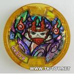 (เหรียญโยไควอช) Rare Gold Komashura Shurakoma Legend medal yo-kai Watch
