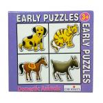 Early Puzzles - Domestic Animals