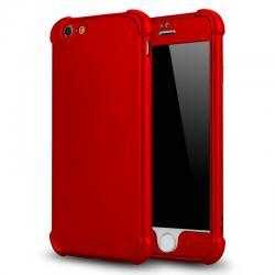 เคสประกบ tpu ไอโฟน 5/5s/se สีแดง