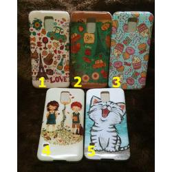 Vintage soft Case for Samsung Galaxy S5