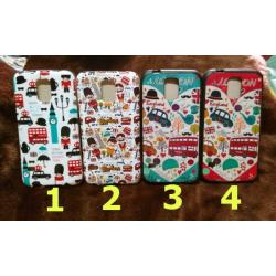 Vintage 3 soft Case for Samsung Galaxy S5