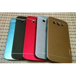 เคสเเข็ง Motomo case for Samsung Grand 2