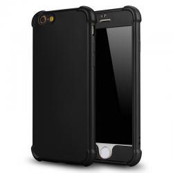 เคสประกบ tpu ไอโฟน 5/5s/se สีดำ