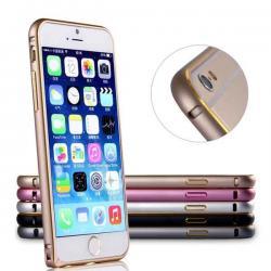 เคสโลหะเเข็ง Cross Line 3 for iphone 5 5S