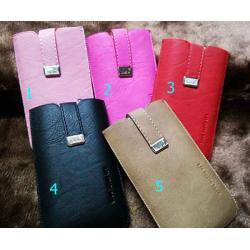Chamois bag for iphone/LG/Samsung/blackberry/Nokia/imobile/Sony/ .ETC