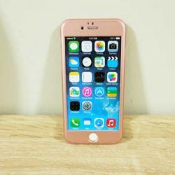 เคสไอโฟน 7Plus/7sPlus ประกบ สีพิ้งโรส