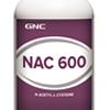 จีเอ็นซี แน็ก 600 60 Capsules Code: 126812 เลขทะเบียน อย. 1C 318/46