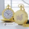 ของขวัญเสีริมสิริมงคล ดีไซต์ไก่ทอง ของขวัญส่งความอุดมสมบูรณ์ (งานสั่งทำ)