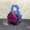 Kamen Rider Gaim DX ELS.-03 Peach Energy Lock Seed (พีชอีเนอร์จี)