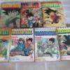 DRAGON BALL ชุด เล่ม 1-9 ( ขาดเล่ม 3, 8 ) Toriyama Akira เขียน