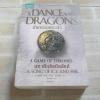 มหาศึกชิงบัลลังก์ เล่ม 5 มังกรร่อนระบำ 5.1 (A Game of Thrones : A Dance with Dragons 5.1) พิมพ์ครั้งที่ 3 จอร์จ อาร์. อาร์. มาร์ติน เขียน พิทธพร แปล