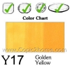 Y17 - Golden Yellow