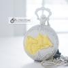 นาฬิกาของขวัญพรีเมียม ลายอาชาทองม้ามงคล ระบบถ่านควอทซ์ญี่ปุ่น