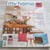 my home ฉบับที่ 22 พฤษภาคม 2555 Get Creative with Fabric