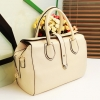 [พร้อมส่ง] กระเป๋า AXIXI รหัส AX0026 กระเป๋าแฟชั่นเกาหลี (สีขาวครีม)