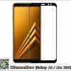 ฟิล์มกระจกนิรภัย 9H 2.5D เต็มจอ (Galaxy A8 / A8+ 2018)