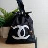 กระเป๋าทรง nylon bucket style จับจีบน่ารัก ของแท้จากงาน vip gift