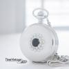 คริตตัลเสริมดวง นาฬิกาพกประดับคริสตัล ของขวัญสำหรับพกเสริมโชค