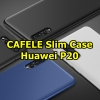 CAFELE Slim TPU Case (Huawei P20)
