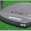 CLEVELAND ROTEX 3 RTX BLACK WEDGE 56* SW 1 DOT