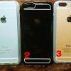 เคสยาง iPHONE 6 Plus